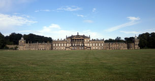 Wentworth Woodhouse. Is a Grade I listed country house in the village of Wentworth, near Rotherham in South Yorkshire, England Royalty Free Stock Photos
