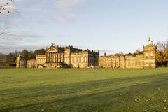 Wentworth Woodhouse Stately Home 17th Nov 2017 Royalty Free Stock Photos