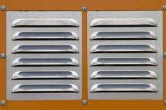 Wentylaci grille Obraz Royalty Free