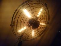 Wentylaci lampa Zdjęcie Stock
