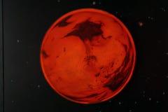 Wenus modeluje gwiazdy, naukowi pojęcia fotografia royalty free