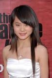 Wenwen Han ?an der Premiere Karate Kid-? Los Angeles, Mann-Dorf-Theater, Westwood, CA 06-07-10 Lizenzfreie Stockbilder