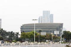 Wenzhou grand theatre Royalty Free Stock Photography