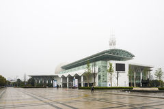 Wenzhou science and technology museum Stock Image
