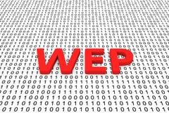 WEP lizenzfreie abbildung