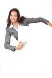 Werbung Lizenzfreie Stockfotos