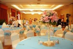 Werden fertig zu einer Hochzeit Lizenzfreie Stockbilder
