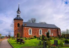Werdumkerk Stock Afbeeldingen