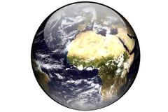 Wereld #2 Royalty-vrije Stock Fotografie