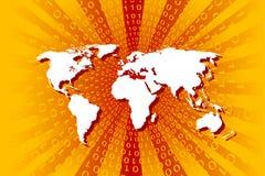 Wereld Royalty-vrije Stock Afbeelding