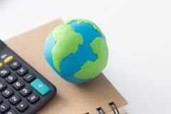 Wereld economisch concept stock foto's