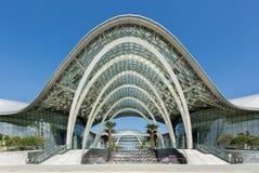 Wereld grootste met vrijstelling van rechten winkelcentrum Stock Foto's