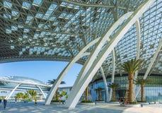Wereld grootste met vrijstelling van rechten winkelcentrum Royalty-vrije Stock Foto