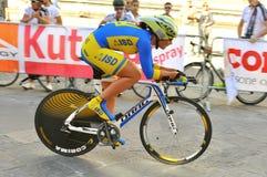 Wereld het cirkelen kampioenschap in Florence, Italië Stock Fotografie