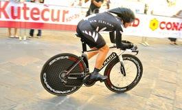 Wereld het cirkelen kampioenschap in Florence, Italië stock foto