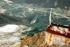 Wereld Hoogste terras Stock Afbeelding