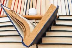 Wereld van boeken Royalty-vrije Stock Afbeeldingen