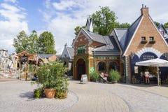 """Wereld van Ierland †de """"Children's - Europa Park in Roest, Duitsland Stock Afbeelding"""