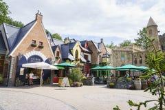 """Wereld van Ierland †de """"Children's - Europa Park in Roest, Duitsland Royalty-vrije Stock Fotografie"""