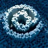 Wereld van Internet Royalty-vrije Stock Foto's