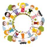 Wereld van kinderjaren Royalty-vrije Stock Foto