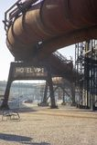 Wereld van Technologie Ostrava royalty-vrije stock afbeeldingen