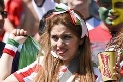 Wereldbeker 2014 - Brazilië Royalty-vrije Stock Foto