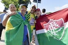 Wereldbeker 2014 - Brazilië Stock Fotografie