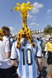 Wereldbeker 2014 - Brazilië Royalty-vrije Stock Foto's