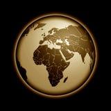 Wereldbol Stock Afbeelding