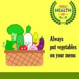 Wereldgezondheid dag 06 Royalty-vrije Stock Foto