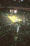 Wereldkampioenschap Los Angeles Lakers, NBA-Basketbalspel, Staples Center, Los Angeles, CA Royalty-vrije Stock Fotografie