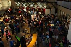 Wereldmaker Faire New York 2015 42 Stock Foto's