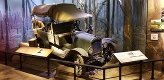 Wereldoorlog I Marine Corps Truck royalty-vrije stock foto