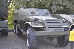 Wereldoorlog IImuseum Stock Foto's