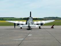 Wereldoorlog Twee Vliegtuig Stock Foto's