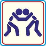Wereldsport opleiding, pictogram, Illustraties Royalty-vrije Stock Fotografie