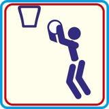 Wereldsport opleiding, pictogram, vectorillustraties Royalty-vrije Stock Fotografie