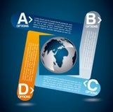 Wereldtechnologie Stock Afbeelding