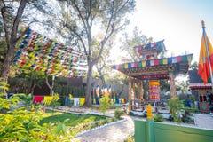 Wereldtuin van Taichung-Wereld Flora Exposition royalty-vrije stock foto's