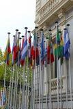 Wereldvlaggen Royalty-vrije Stock Afbeeldingen