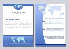 Wereldvlieger royalty-vrije stock afbeelding