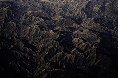Wereldvreemd Landschap Royalty-vrije Stock Afbeelding