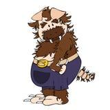 werewolf свиньи бесплатная иллюстрация