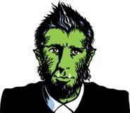 Werewolf Royalty Free Stock Photos
