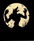 werewolf Στοκ Εικόνα