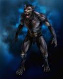Werewolf Стоковые Изображения RF