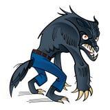 werewolf Fotos de archivo