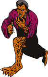 Werewolf Stock Image
