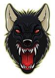 Werewolf head Stock Images
